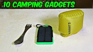 Download 10 Camping Gadgets put to the Test Video