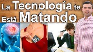 Download TU CELULAR TE ESTÁ MATANDO - El Daño de la Tecnología a Tu Salud - WIFI Y CANCER, TV Y MICROONDAS Video