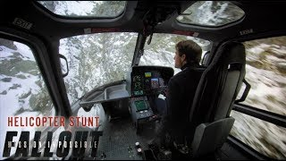 Download Mission: Impossible - Fallout (2018) - Helicopter Stunt Behind The Scenes - Paramount Pictures Video
