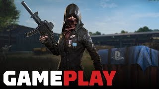 Download 13 Minutes of PUBG Gameplay on PS4 Video