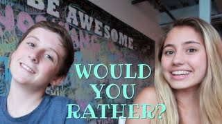 Download Would You Rather? with Trevor Moran Video