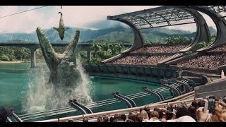 Download El Mosasaurio - Jurassic World - Español Latino. Video