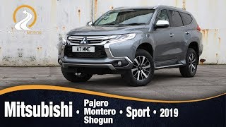 Download Mitsubishi Pajero / Montero / Shogun Sport 2019 | Información Review Español Video
