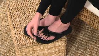 Download Pedi Couture On-the-Go Pedicure Sandal on QVC Video