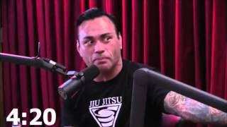 Download Uriah Hall vs Gegard Mousasi - Joe Rogan - Fight Companion Video