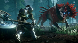 Download Dauntless' Mega Monsters Are Menacing and Intelligent Video