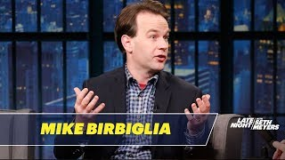 Download Mike Birbiglia Was Afraid SNL Would Sue Him for Don't Think Twice Video