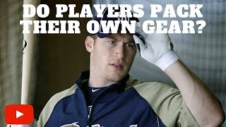 Download Do MLB Players Pack Their Own Gear? Video