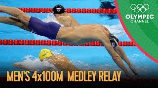 Download Men's 4x100m Medley Relay Final | Rio 2016 Replay Video