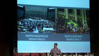 Download E-democracy and building the Open Parliament | Cristiano Ferri | TEDxLiberdade Video