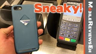 Download A ″Faux″ Apple Pay Case? - Belroy One Card iPhone 7 Case Review Video