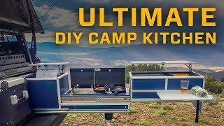 Download Ultimate DIY Camp Kitchen Video