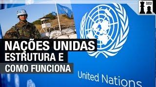 Download Como funciona a estrutura da Organização das Nações Unidas? Video