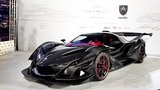 Download GAME OVER Lamborghini and Pagani...This $2.7 Million Apollo is INSANE Video