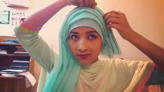 Download hijab tutorial easy hijab styles niqab tutorial hijab tutorial simple sarf everyday modesty hijabi Video