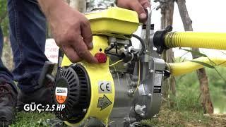 Download SRWP15 BENZİNLİ SU POMPASI Video