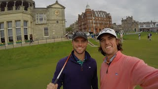 Download Road Hole Challenge at St Andrews | Bryan Bros Golf Video
