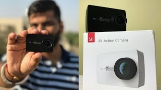 Download Xiaomi Yi 4K Action Camera Unboxing and First Look Review Video