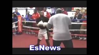 Download Mikey Garcia Power vs Adrien Broner Power - EsNews Boxing Video