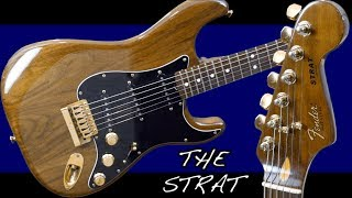 Download Fender Lost Money Making These?   1982 Fender ″The Strat″ Walnut Review + Demo Video