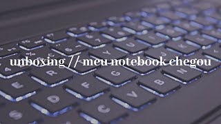 Download MEU NOTEBOOK CHEGOU! Unboxing - Dell Inspiron I14-5457-A40 Video