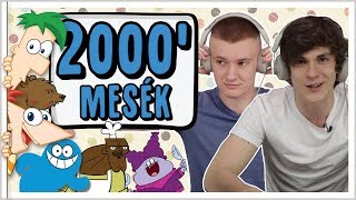 Download YOUTUBEREK VS. 2000' MESÉK FŐCÍMDALAI Video