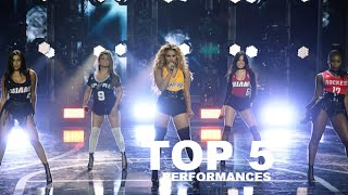 Download TOP 5: Fifth Harmony performances Video
