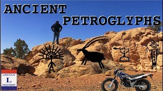 Download Ancient Petroglyphs & No Heat @ 6,500 Feet Video