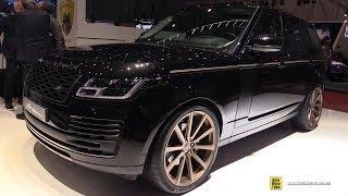 Download 2018 Range Rover Arden - Exterior and Interior Walkaround - 2018 Geneva Motor Show Video