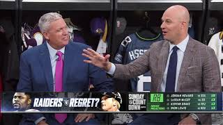 Download Ryan, Moss, Hasselbeck, Woodson on whether Raiders regret trading Khalil Mack | NFL Countdown | ESPN Video