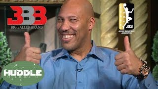 Download Lavar Ball Threatens The NCAA: Will The JBA League Be Bigger Than The NCAA? | Huddle Video