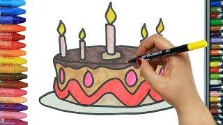 Einen Kawaii Einhorn Kuchen Selber Malen Free Download Video Mp4 3gp