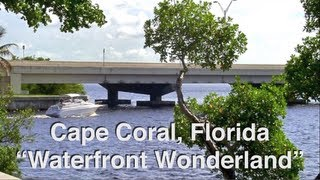Download Video Tour of Cape Coral, Florida Video