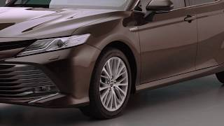 Download 2018 Toyota Camry Video
