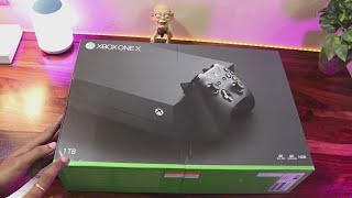 Download XBOX ONE X Unboxing Video
