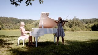Download ″A Thousand Years″ Instrumental Violin & Piano | Pure Acoustic - Sophie Moser & Katja Huhn Video
