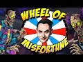 Download Zombies In Spaceland: ″WHEEL OF MISFORTUNE″ (IW ZOmbies) Video