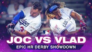 Download Vlad Guerrero Jr. and Joc Pederson have EPIC round at Home Run Derby Video