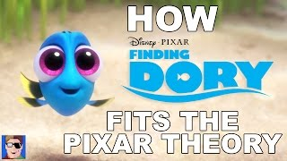 Download How Finding Dory Fits Into The Pixar Theory Video