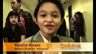 Download Keisha Alvaro Dapat Hadiah Lebaran Dari Pasha Video