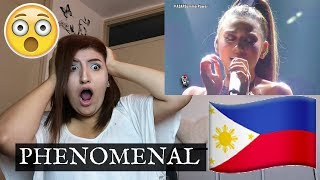 "Download Reacting to Morissette Amon VS Jed Madela ""Run to You"" ""I Have Nothing"" and ""One Moment in Time"" Video"