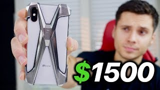 Download $1500 iPhone XS Case.. Drop Test & XS Max Giveaway! Video