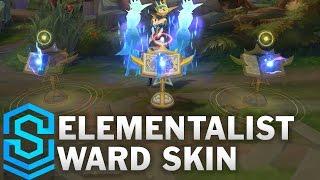 Download Elementalist Ward Skin Video