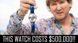 Download I BOUGHT ANOTHER HALF A MILLION DOLLAR WATCH! Video