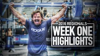 Download 2016 Regionals Week 1 Highlights Video
