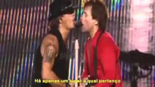 Download Bon Jovi - Who Says You Can't Go Home - Legendado PT-BR Video