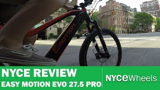 Download Easy Motion EVO 27.5 Pro - Electric Hardtail Review Video
