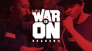 Download THE WAR IS ON SS.2 EP.2 - DARKFACE VS MR.BLACKSHEEPRR | RAP IS NOW Video