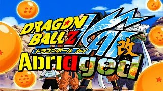Download DragonBall Z KAI Abridged: Episode 1 - TeamFourStar (TFS) Video
