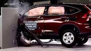 Download Mercedes, Honda CR V Hummer H3 CRASH TEST Video
